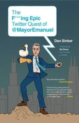F ing Epic Twitter Quest of @MayorEmanuel