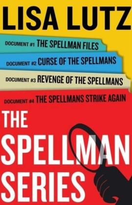 Lisa Lutz Spellman Series E-Book Box Set