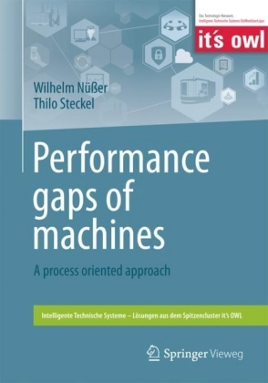 Performance gaps of machines