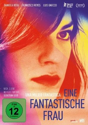 Eine fantastische Frau, 1 DVD