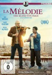 La Mélodie - Der Klang von Paris, 1 DVD Cover