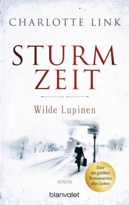 Sturmzeit - Wilde Lupinen