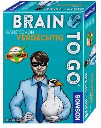 BRAIN TO GO® - Gans schön verdächtig (Spiel)