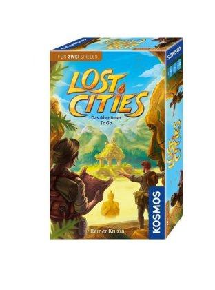 Lost Cities - Abenteuer to go (Spiel)