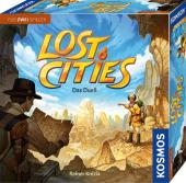 Lost Cities - Fesselnde Expedition für Zwei (Spiel)