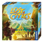 Lost Cities - Das Brettspiel (Spiel)