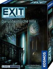 Exit - Das Spiel, Die unheimliche Villa (Spiel) Cover