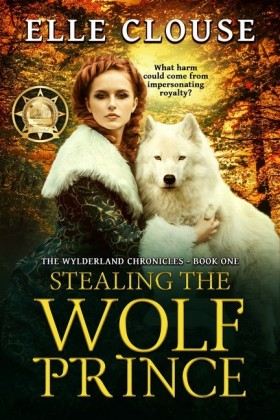 Stealing the Wolf Prince