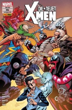 Die neuen X-Men 4 - Fatales Finale