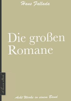 Hans Fallada: Die großen Romane