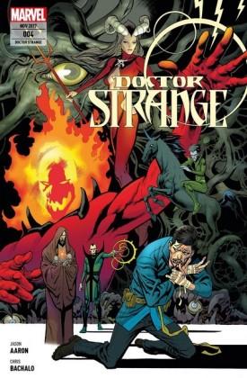 Doctor Strange 4 - Blut im Äther