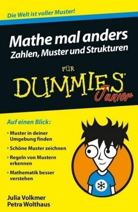 Mathe mal anders - Zahlen, Muster und Strukturen für Dummies Junior