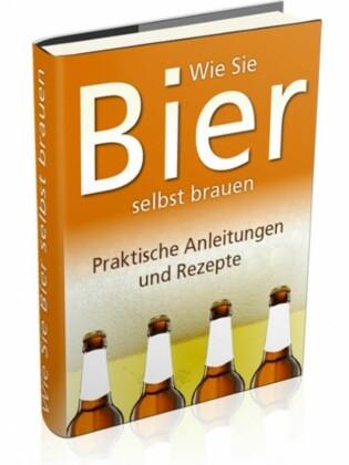 Bier selber brauen auf 149 Seiten