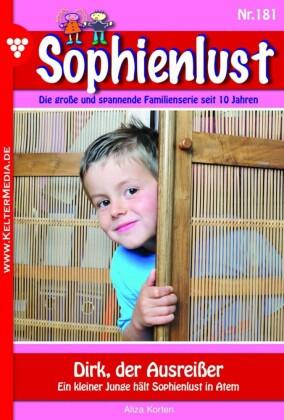 Sophienlust 181 - Familienroman