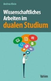 Wissenschaftliches Arbeiten im dualen Studium Cover