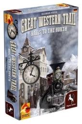 Great Western Trail: Rails to the North (Spiel-Zubehör)