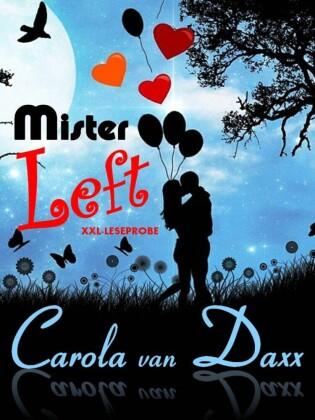 Mister Left (XXL Leseprobe)