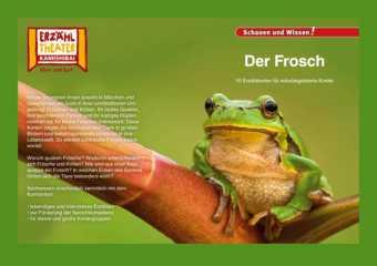 Kamishibai: Der Frosch