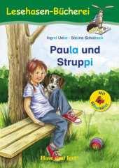 Paula und Struppi / Silbenhilfe Cover