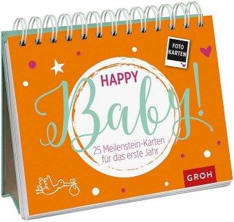 Happy Baby! Meilenstein-Karten für das erste Jahr