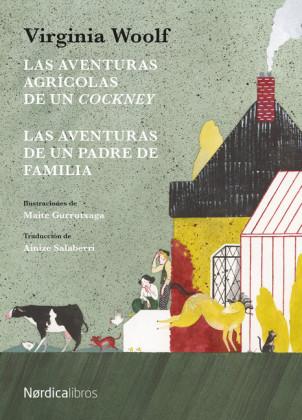 Las aventuras agrícolas de un cockney / Las aventuras de un padre de familia