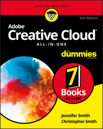 Adobe Creative Cloud All-in-One For Dummies,