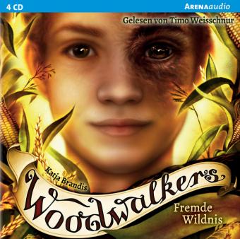 Woodwalkers - Fremde Wildnis, 4 Audio-CDs