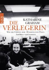 Die Verlegerin Cover