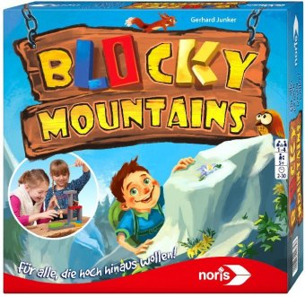 Blocky Mountains (Kinderspiel)