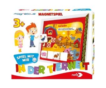 Magneticus Spiel mit mir-In der Tierwelt (Kinderspiel)