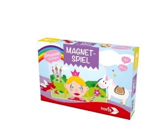 Magnetspiel - Prinzessin und Einhorn (Kinderspiel)