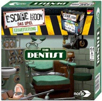 Escape Room Dentist (Spiel-Zubehör)