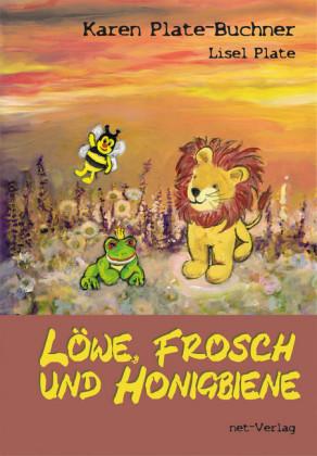 Löwe, Frosch und Honigbiene