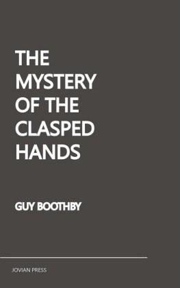 The Mystery of the Clasped Hands
