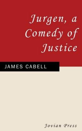 Jurgen, A Comedy of Justice