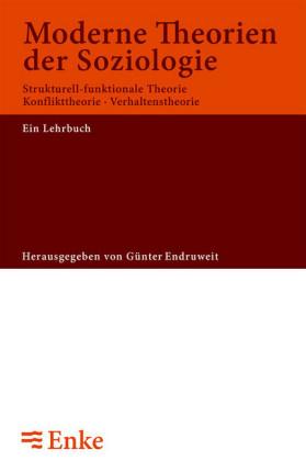 Moderne Theorien der Soziologie