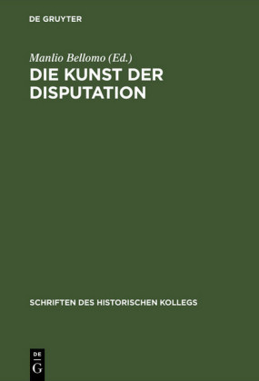 Die Kunst der Disputation