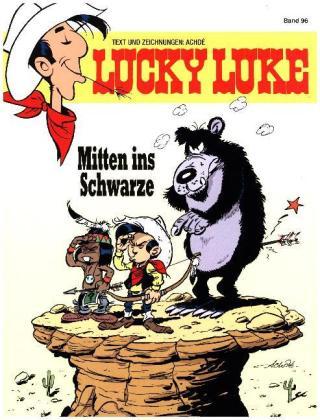 Lucky Luke - Mitten ins Schwarze