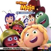 Die Biene Maja - Die Honigspiele, 1 Audio-CD Cover