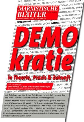 DEMOKRATIE in Theorie, Praxis und Zukunft