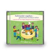 Aufeinander zugehen - gemeinsam Schätze teilen, 1 Audio-CD