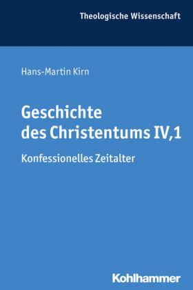 Geschichte des Christentums IV,1
