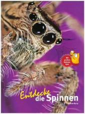 Entdecke die Spinnen Cover