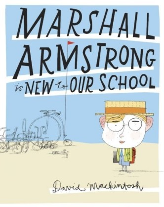 Marshall Armstrong Is New To Our School (Read aloud by Stephen Mangan)