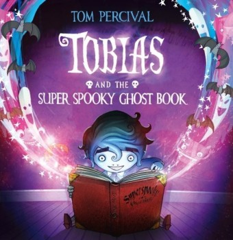 Tobias and the Super Spooky Ghost Book (Read Aloud)
