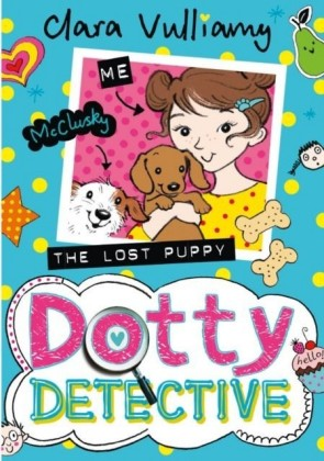 Lost Puppy (Dotty Detective, Book 4)