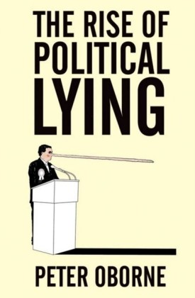 Rise of Political Lying
