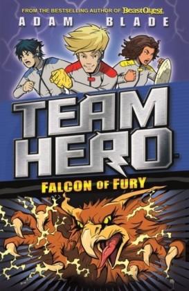 Team Hero: Falcon of Fury