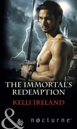 Immortal's Redemption (Mills & Boon Nocturne)
