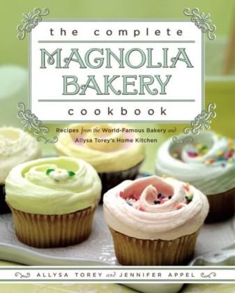 Complete Magnolia Bakery Cookbook